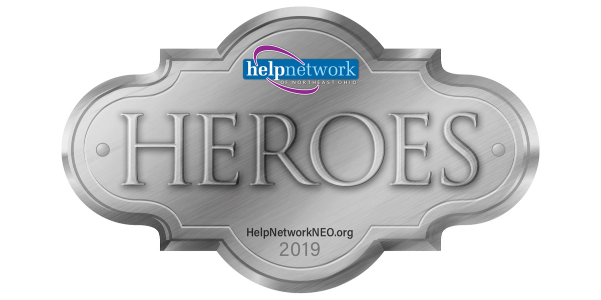 HelpNet Heroes Plaque